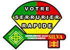Logo de la Serrurerie Silva