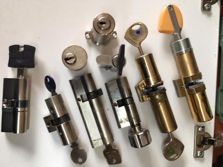 Réparations et remplacement de tous types de cylindres